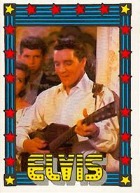 The Elvis Trading Cards