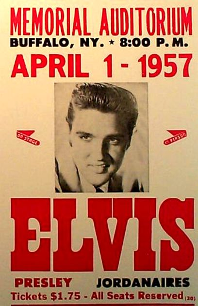 elvis movies poster