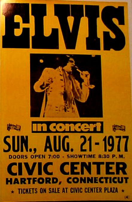 Elvis, movies poster