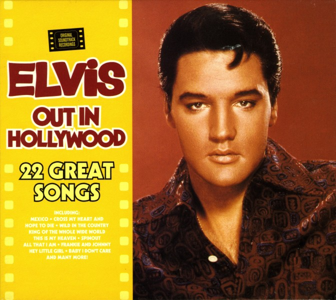 cd elvis out in hollywood ftd 74321 67677