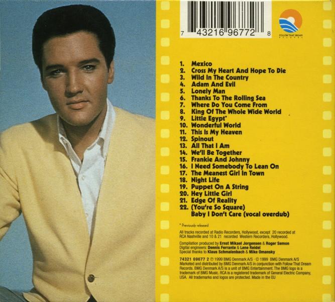 Resultado de imagem para Elvis FTD OUT IN HOLLYWOOD