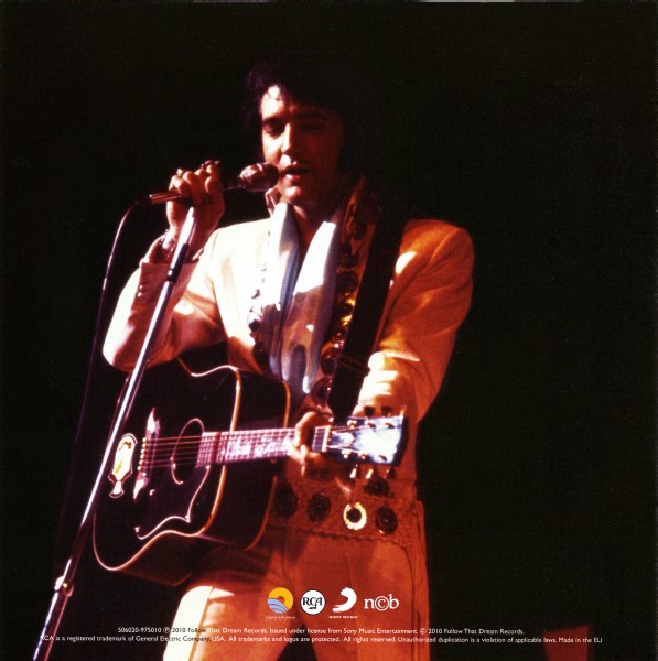 CD Elvis Now FTD 506020-975010