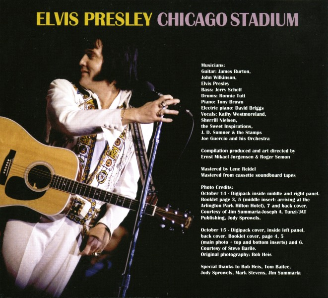 CD Chicago Stadium FTD 506020-975020
